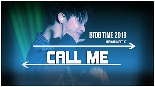 07. Btob Time This Is Us - Call Me Live Stage  Eng/sub