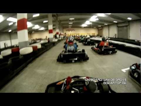 Gokart-GP, Round 1 - 2012, Heat 2, GoRacing, Copenhagen (Carlsberg)