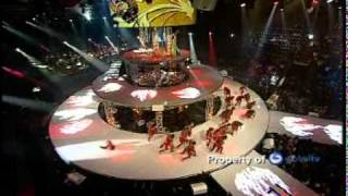 "HUT GLOBALTV ""9ONG"" 100% INDONESIA 2011 - SOIMAH ""ANOMAN OBONG"" feat. EBITH BEAT A"
