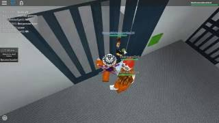 Roblox - Attempting to escape the jail! Prison Life!