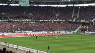 Hannover 96 - Braunschweig Tor zum 1:0
