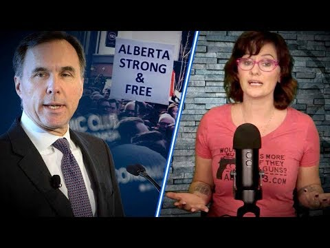 "Morneau ""out of ideas"" to fix Alberta oil and gas crisis: Calgary protesters offer 3"