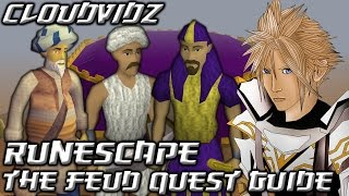 Runescape The Feud Quest Guide HD