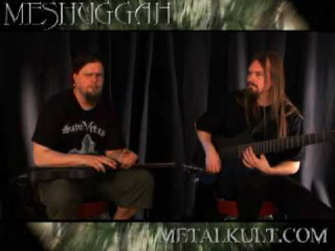 Meshuggah Metal Riff Lesson Part 4