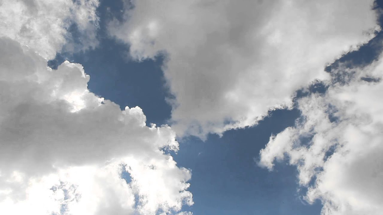 Free Hd Stock Footage Passing Clouds Cc By Natureclip