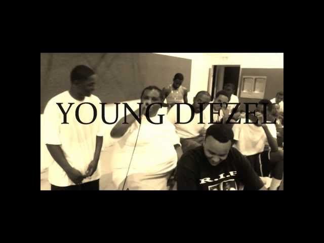 RobezieTV- *EXCLUSIVE* YOUNG DIEZEL FREESTYLE (SEATTLE)