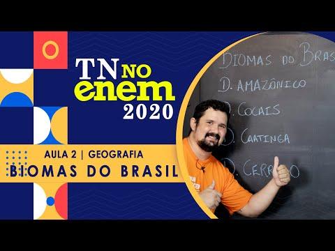 Geografia | Biomas do Brasil