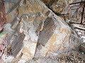 Rock Carving At Shek Pik Lantau Island 大嶼山石壁石刻