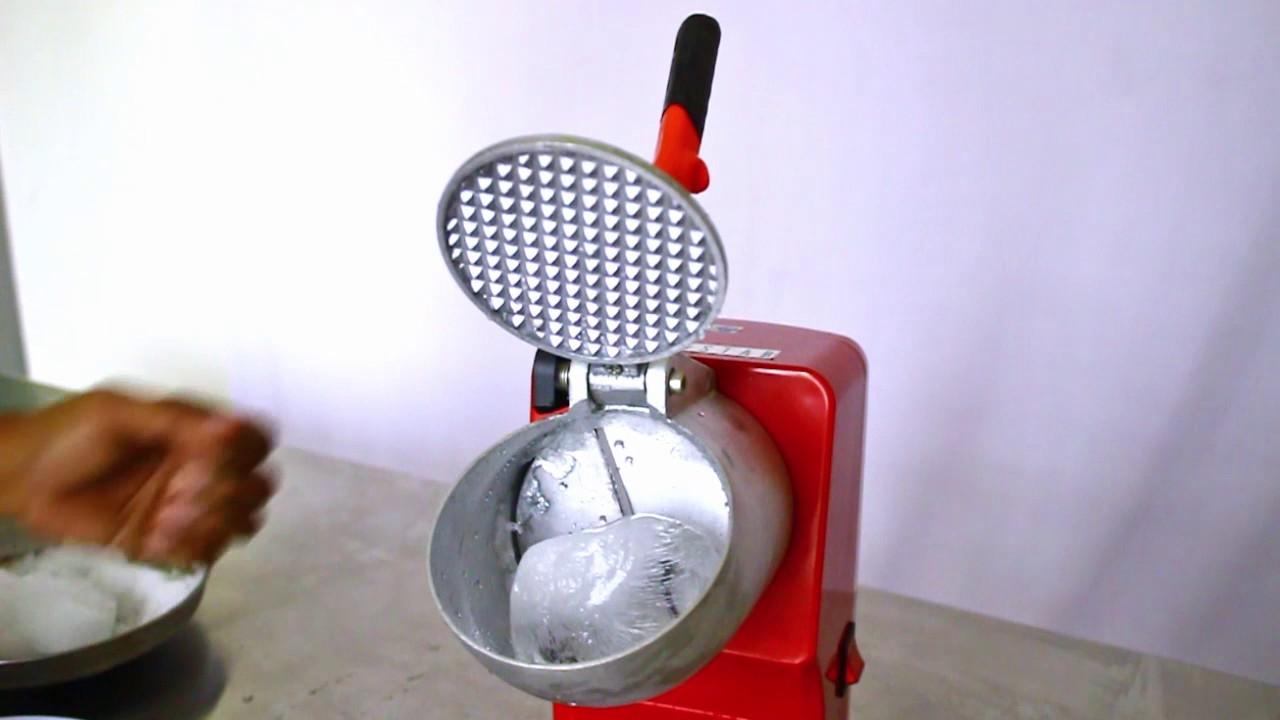 Ice Crusher - Jual Mesin Serut Es Murah dan terlengkap
