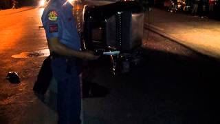 SUIZO TARLAC CITY ACCIDENT 06/05/2013