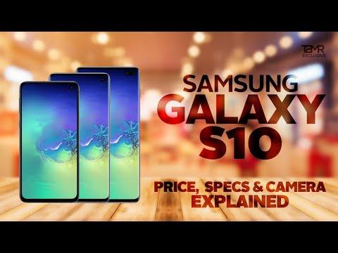 Samsung Galaxy S10   S10 Plus   S10E Lite – Price   Specs   Release Date in India