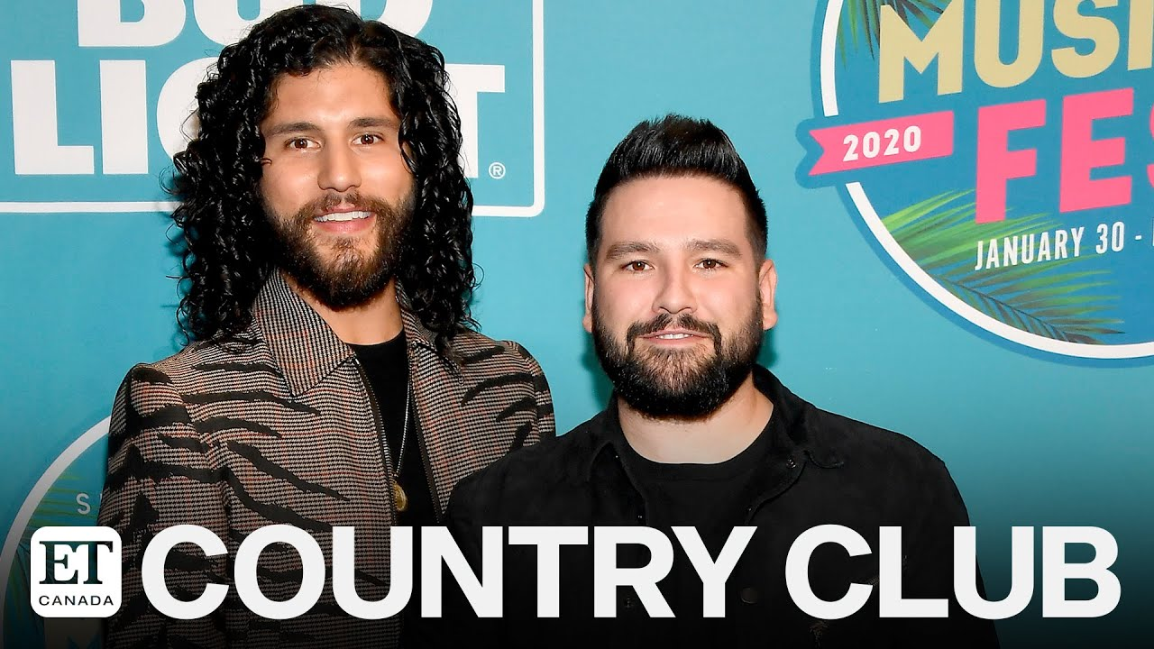 Dan And Shay Release Quarantine-Recorded New Single: 'I Should Probably Go To Bed'