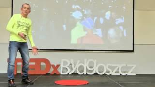 Od kanapowego Gluta do Ironmana | Bartosz Apanasiewicz | TEDxBydgoszczSalon