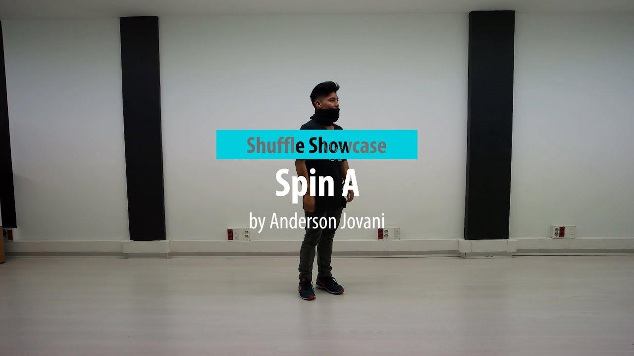 Tutorial Shuffle Spin-A | Shuffle Showcase