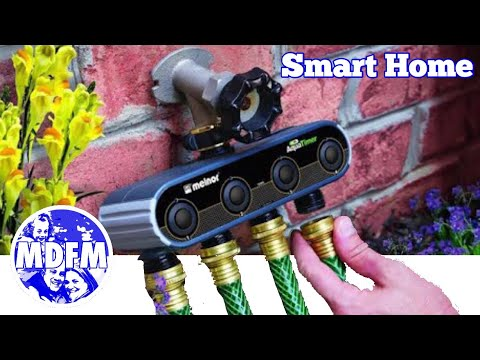 WIFI HOSE BIB - Water you lawn with your cell phone - MELNOR AQUA TIMER