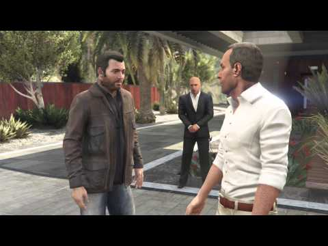 Meeting Devin Weston - Grand Theft Auto V PS4 GTA5