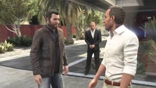 Meeting Devin Weston - Grand Theft Auto V PS4 GTA5
