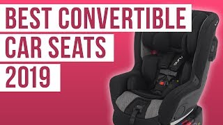 Best Convertible Car Seats of 2019 | Nuna, Clek, UPPAbaby, Diono, Britax, Peg Perego