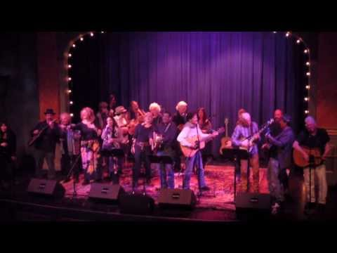 Pete Seeger tribute show encore in Mill Valley 2014