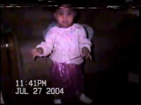 2000 Nana's house and 2004 birthday at chucky cheese