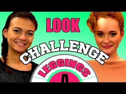 LOOK CHALLENGE : Comment bien porter ses leggings ?