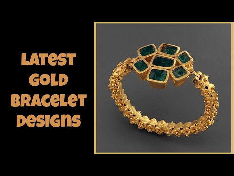 Latest Gold Bracelet Designs