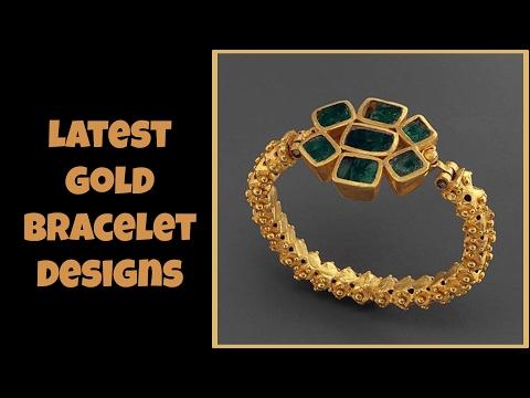 Latest Gold Bracelet Designs