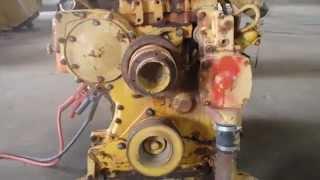 MOTOR CATERPILLAR 3304