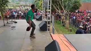 Happening now ; Kyarenga Live concert - Bobi Wine 2018