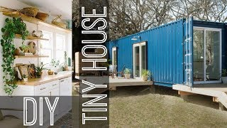 Diy Dream Home | Shipping Container Conversion  Tiny House