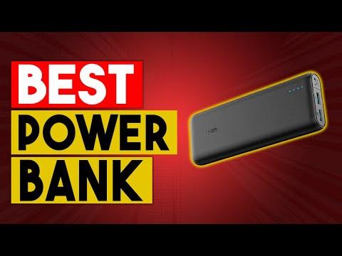 BEST POWER BANK - Top 10 Best Power Banks In 2021