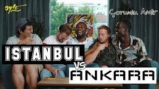Ankara'da Yabancı Olmak w/Çorumlu Amir (İki Afrikalı, Amir ve Ankara Pavyonları) : 3Y1T