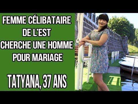 Femme célibataire de l'Est cherche une homme pour mariage