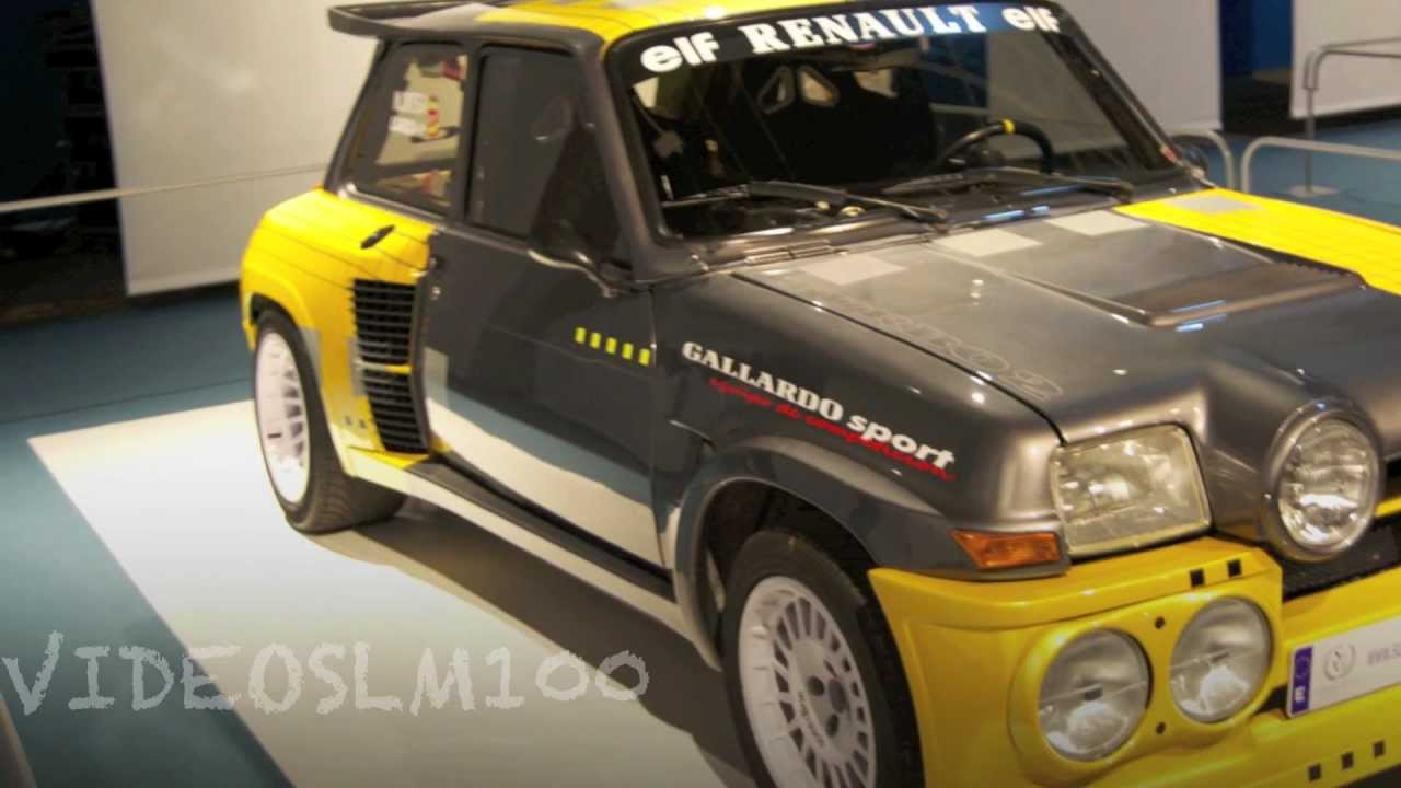 renault 5 maxi turbo superdeportivos madrid youtube. Black Bedroom Furniture Sets. Home Design Ideas