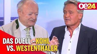 Fellner! LIVE: Das Duell - Andreas Khol vs. Peter Westenthaler