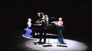 Leo Delibes - The Flower Duet, from the opera Lakme. For two flutes and piano.