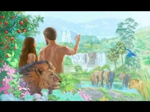 Ongekend De Bijbel voor Kids 2 Adam en Eva luisterden niet naar God - YouTube RC-42