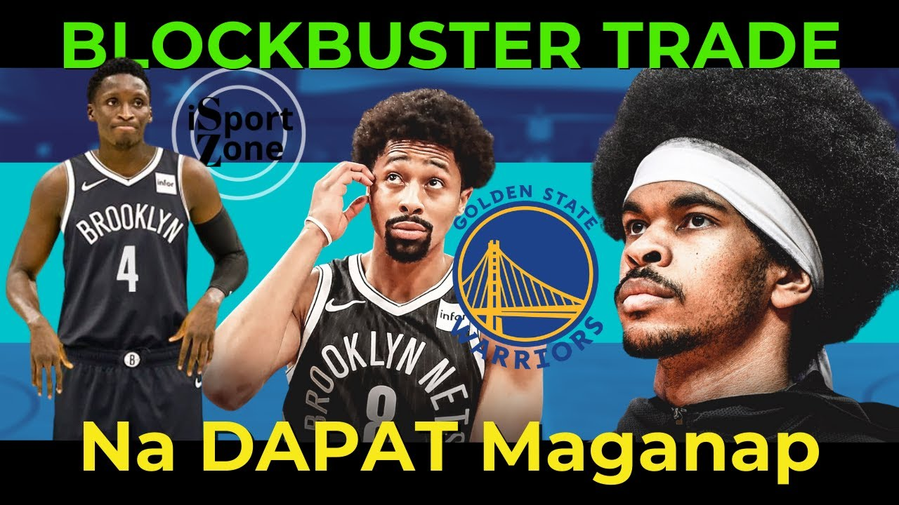 Ang TRADE na Dapat GAWIN ng Golden State Warriors. Mala Barnes na Wiggins at Lamelo-Curry Backcourt.
