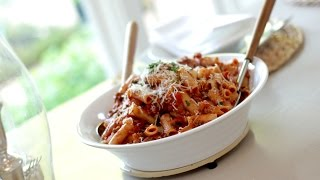 Beth's Rigatoni Pasta Recipe (back-to-school Recipe)