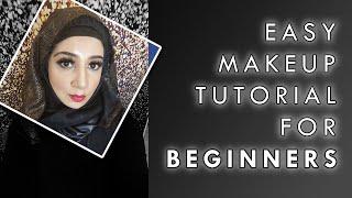 Step by step makeup tutorial for beginners/Smokey eye makeup screenshot 2