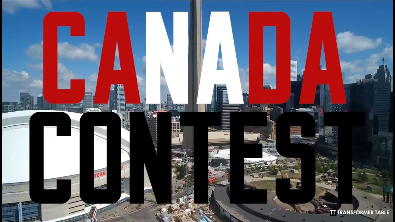 Transformer Table CANADA Day Celebration Contest YouTube - Transformer table canada