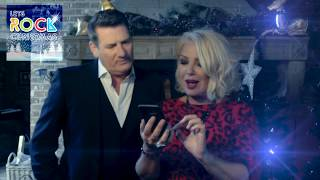 Tony Hadley and Kim Wilde talk about Let's Rock Christmas! 2017