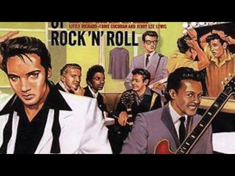 (It's A Rock And Roll Party For You) Happy Birthday Mom - Johnny Prill