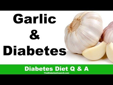 Is Garlic Good For Diabetes?