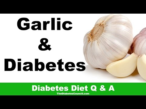 Is Garlic Good For Diabetes?