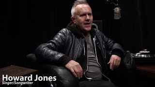 "Behind The Vinyl - ""Things Can Only Get Better"" with Howard Jones"