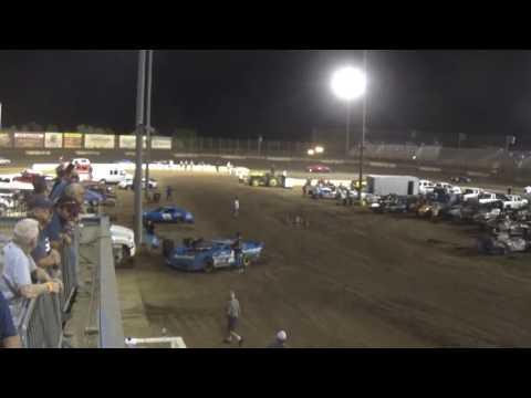 Perris Auto Speedway American Factory Stock Heat 10-29-2016
