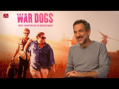 Interview Todd Phillips WAR DOGS