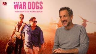 Interview Todd Phillips WAR DOGS