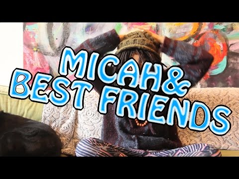 WEB SERIES  MOMENTS WITH MICAH : BEST FRIENDS  Steph Barkley